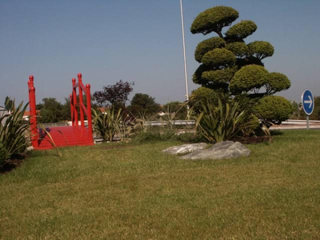 Entretien espaces verts am nagement jardin royan 17 for Amenagement jardin 17